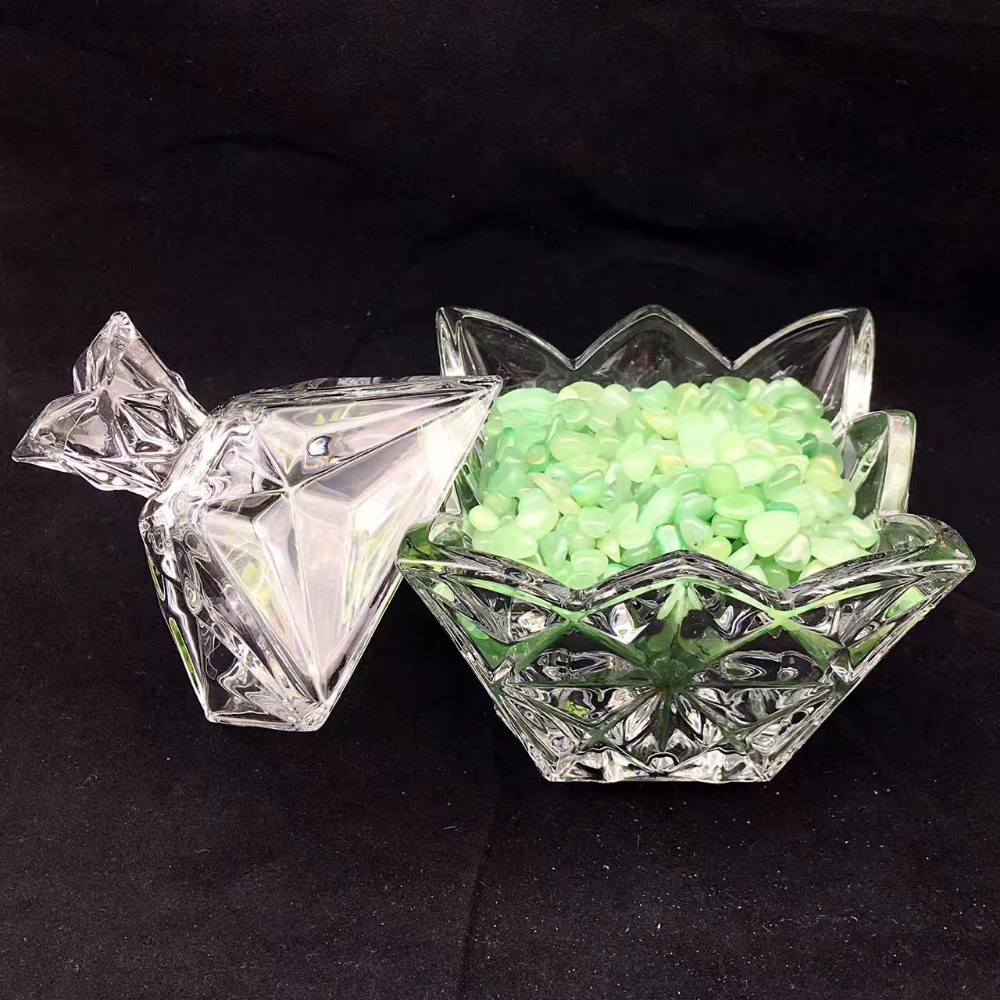 Crystal degaussing purification bowl!300 grams of dongling jade crystal stones
