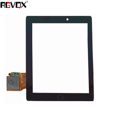 цена на RLGVQDX  New 7 Touch Screen for Acer Iconia Tab A100 A101 Black Front Tablet Touch Panel Glass Replacement parts