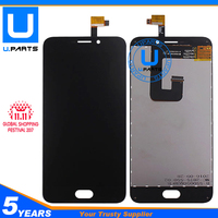 Full LCD Display Touch Screen For Umi Plus Plus E Digitizer Glass Panel Complete Assembly Replacement