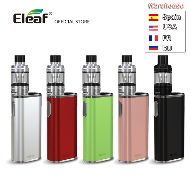 [FR] Original Eleaf iStick MELO with MELO 4 kit with built in 4400mAh battery 2ml melo 4 atomizer electronic cigarette