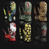 NANDN Ski Gloves Snowboard Gloves Snowmobile Motorcycle Winter Skiing Riding Climbing Waterproof Snow Gloves