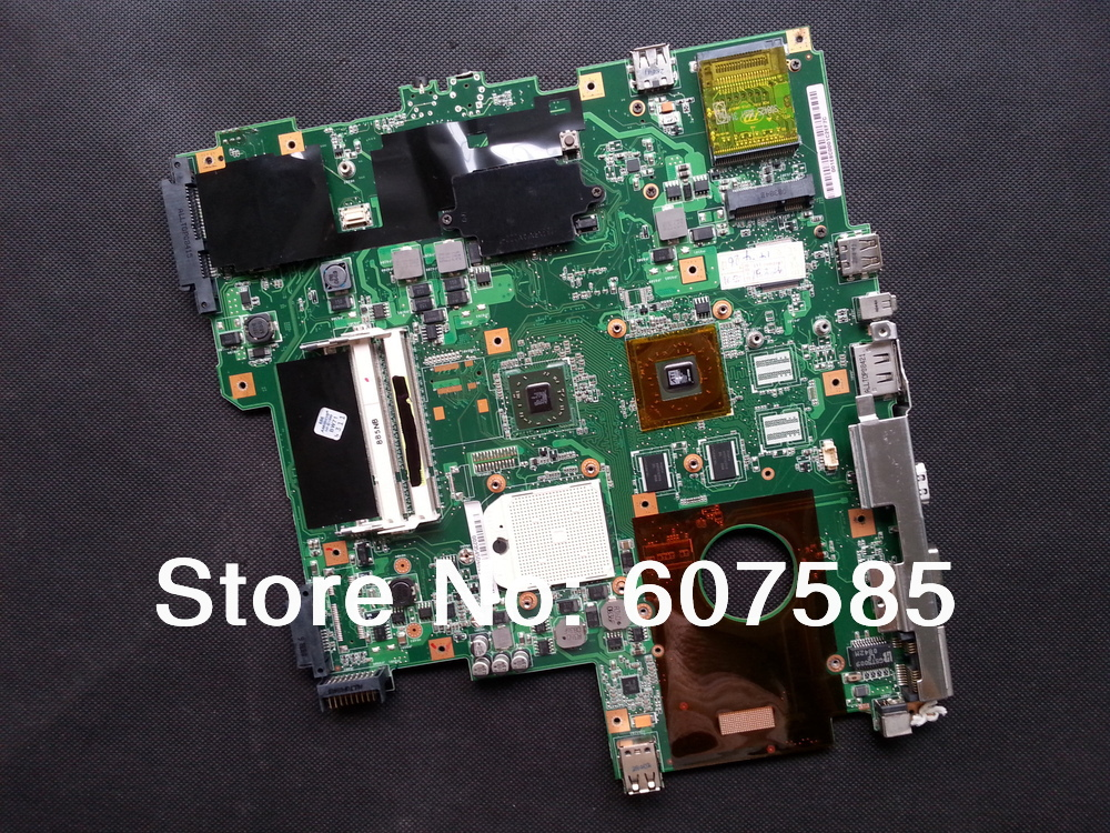 M51TR M51T Laptop motherboard for ASUS System Board Good condition