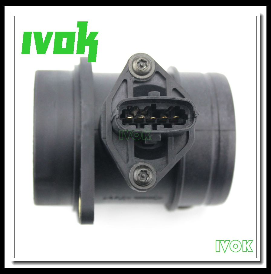 VOLVO S70 S60 V70 S80 MAF Mass Air Flow Meter Sensor 2.4L 1998-30713512