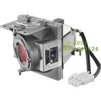Original lâmpada do projetor de Substituição com habitação 5J. JGP05.001 para BenQ MW809ST  MW826ST  MX808ST  MX825ST Projetor