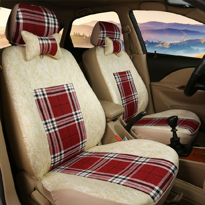 Only 2 FrontUniversal Car Seat Covers For Land Rover