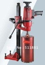 """6.6 """" 166 mm de doble propósito Core Drill Machine para mojado la perforación de hormigón   complejo de mano y de escritorio máquina   2.3hp 14 kg"""