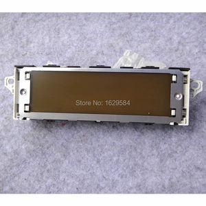 Image 5 - Araba monitör desteği USB 2 bölgeli hava Bluetooth ekran monitör 12 pin Peugeot 307 407 408 citroen c4 C5 sarı ekran