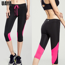2019 Yoga Sport Pants Women High Waist Leggings Fitness Workout Tights Running Jogging Gym Sports for Ladies