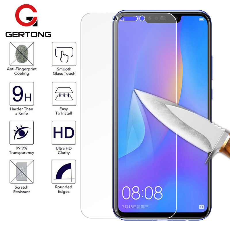 2.5D 9H Premium Tempered Glass For Huawei Nova 3 3i 3e 2i Screen Protector Film For Huawei Nova 3 3i 3e Nova3 Protective Glass