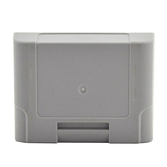Hoge Kwaliteit Uitbreiding Pak Geheugenkaart Voor N64 Controller