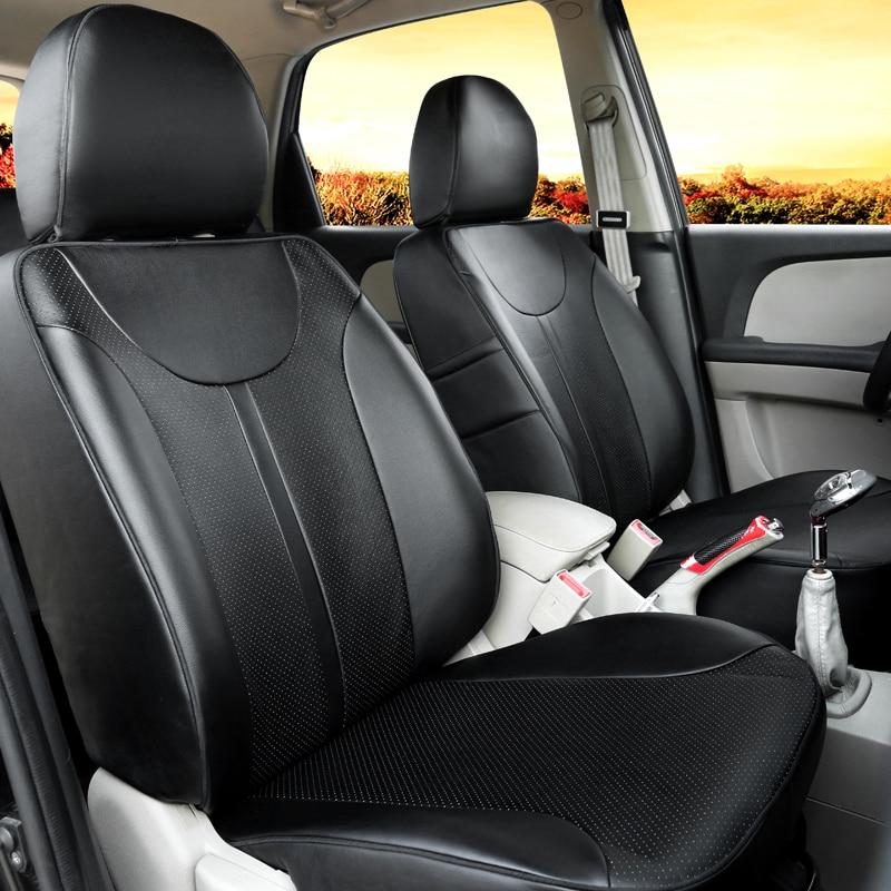 custom fit seat covers for suzuki grand vitara 2007 2008 car seat covers set accessories pu. Black Bedroom Furniture Sets. Home Design Ideas