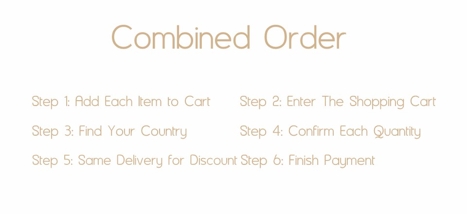 COMBINED ORDER