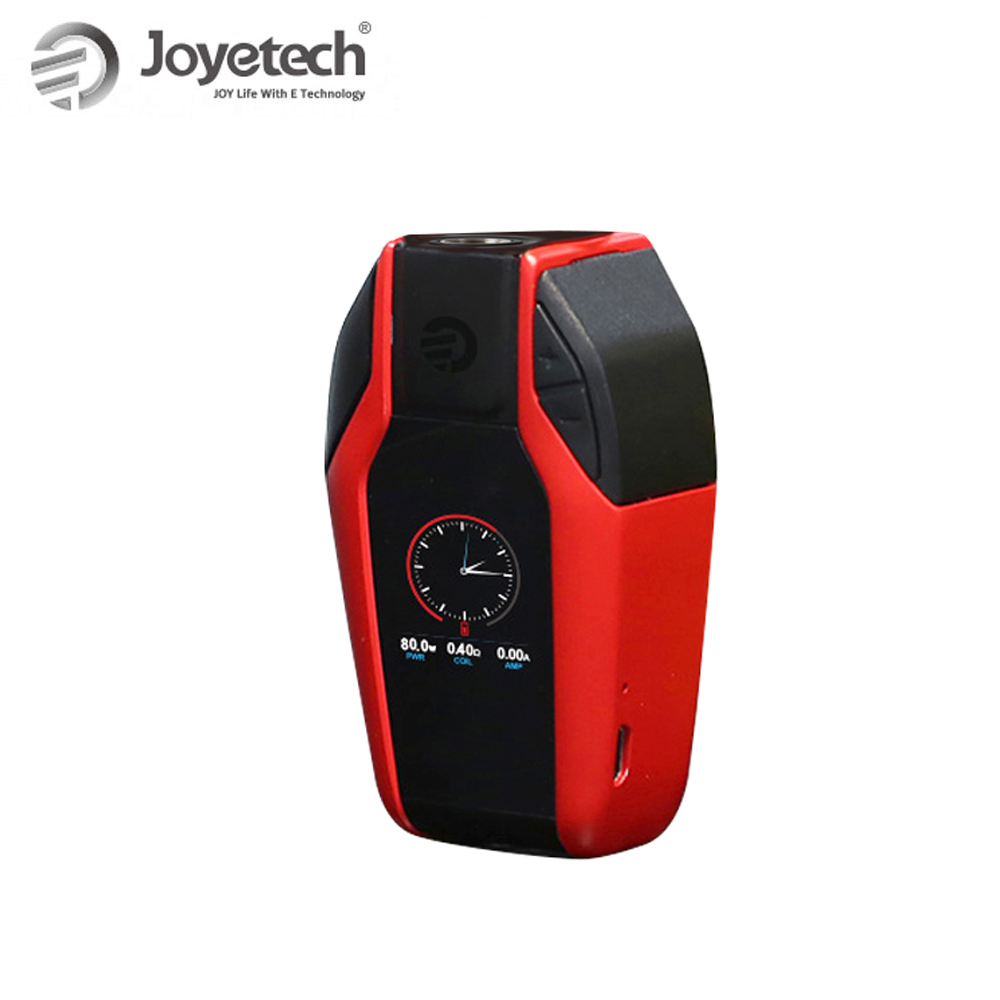 100% Original Joyetech EKEE Battery 1-80W 2000mAh Built-in TC Battery 1.3 Inch OLED Screen Vape Box Mod E-Cigarette Sale