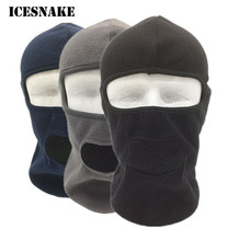 ICESNAKE Face Mask Windproof Motorcycle Cycling Fack Breathable Helmet Hood Balaclava Masks Universal