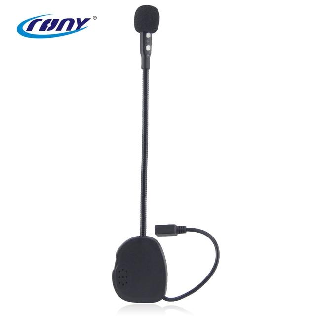 0d8cfec5ed5 Interphone Bluetooth Motorcycle Motorbike Helmet Intercom Headset Music GPS  Telecom DK-01