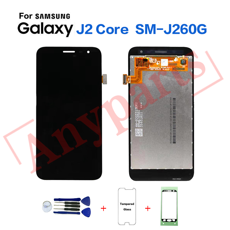 Original For Samsung J260 SM-J260 display lcd Screen replacement for Samsung J2 Core SM-J260G J260F J260FN lcd display screenOriginal For Samsung J260 SM-J260 display lcd Screen replacement for Samsung J2 Core SM-J260G J260F J260FN lcd display screen