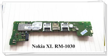 International language Original Motherboard For Nokia XL RM 1030 dual sim Mainboard Board Free Shipping все цены