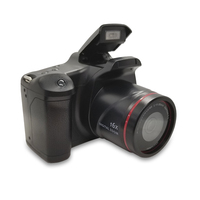 HD 1080 P Цифровая видеокамера 16MP Портативная цифровая камера с 2,4 дюймовым экраном 16X цифровой зум камера DV рекордер