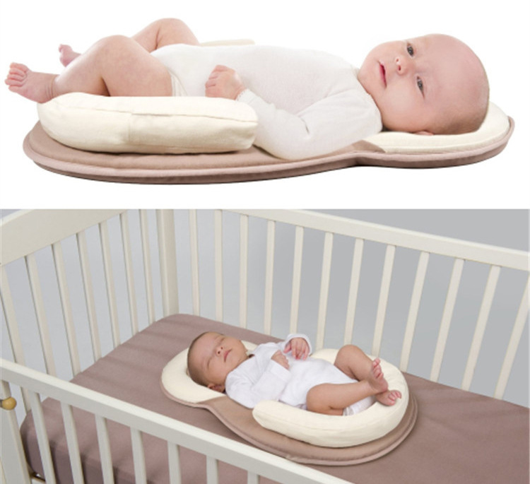 Infant Defensive Head Stereotypes Toddler Pillow Prevent