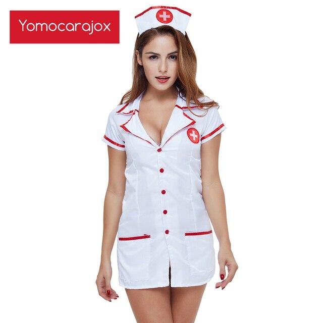 Sexy Nurse Costume  3