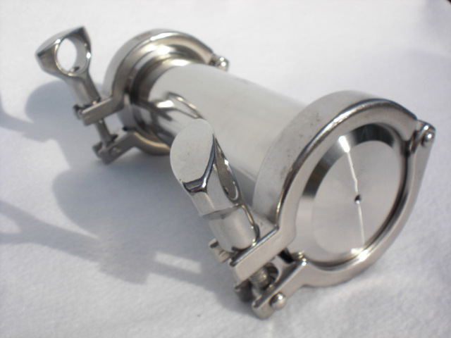 24in.(610mm) open blast extractor without feet, bho herbal extractors, stainless steel 304