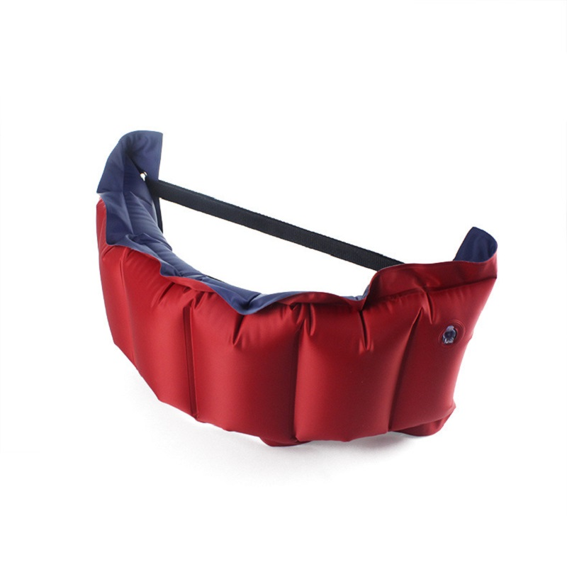 Adjustable Inflatable Swimming Belt Waist Training Equipment Swimming Ring Float Plate Swimming Buoyancy Band Swim belt swim floating belt learn to swim children adult safety swimming leaning training float eva belt waistband