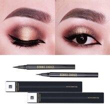 BONNIE CHOICE Liquid Eyeliner Pencil Long-lasting Waterproof Black Eye Liner Pen Makeup Cosmetic Tool 2pcs/set
