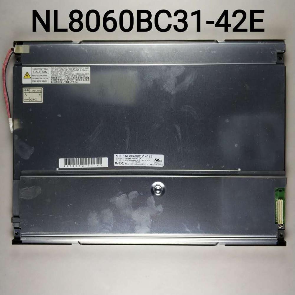 12.1 inch LCD screen NL8060BC31-42E12.1 inch LCD screen NL8060BC31-42E
