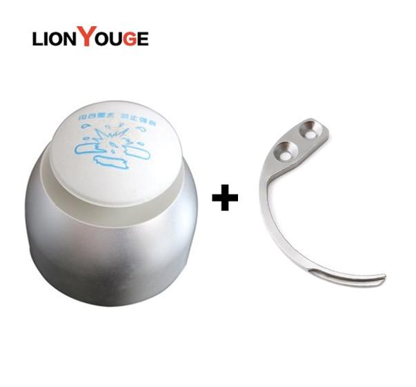 1 magnet+ 1 hook,20000GS EAS Super Golf Detacher Magnet Remover Unlock Tag Detacher Super Tag Hook Clothes Key eas Tag Remover