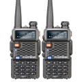 2PCS Original Baofeng BF-F8+ VHF UHF Dual Band 5W CTCSS DCS Two Way Radio Walkie Talkie Free Earphone