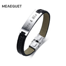 dec8fcd337add Popular Braided Leather Bracelets Engraved-Buy Cheap Braided Leather ...