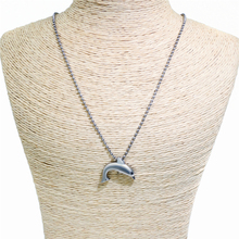 Dolphin Urn Necklace