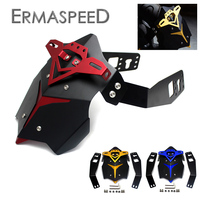 CNC Aluminum Motorcycle Rear Fender Cover Mudguard Protective Mounting Bracket Modified Accessories for Yamaha MT03 MT07 MT09 R3