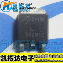 Si  Tai&SH    AOD4189 D4189 MOS TO-252  integrated circuit