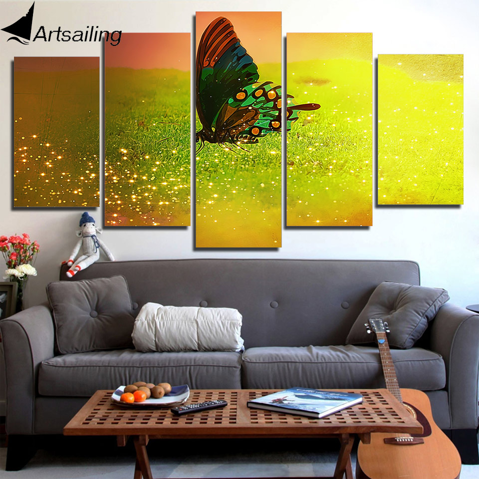 Beautiful Large Panel Wall Art Pictures Inspiration - The Wall Art ...