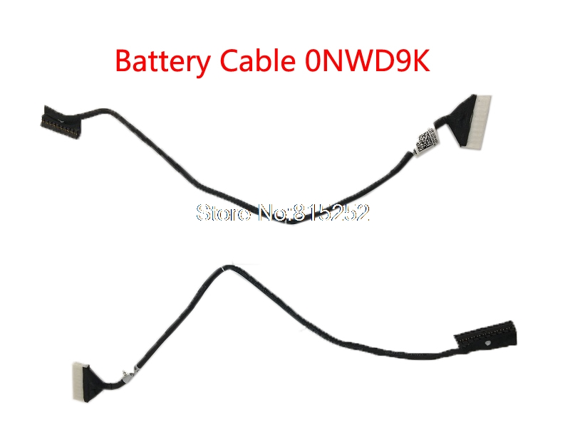 NEW Genuine Battery Cable for Dell Latitude 5550 E5550 E5450 DC02001WV00 0NWD9K