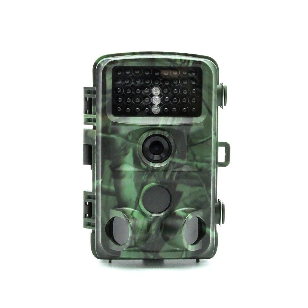Caméra de chasse 16MP caméra de sentier nuit Versio chasse caméra de sentier PIR 940mm IR LED activé par le mouvement caméra de sécurité de la faune