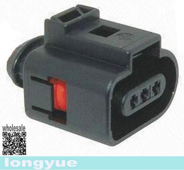 longyue 20pcs Fuel Leak Detection Diagnosis Pump Connector case for Audi TT Mk1 / 8N 1J0973703 1J0 973 703