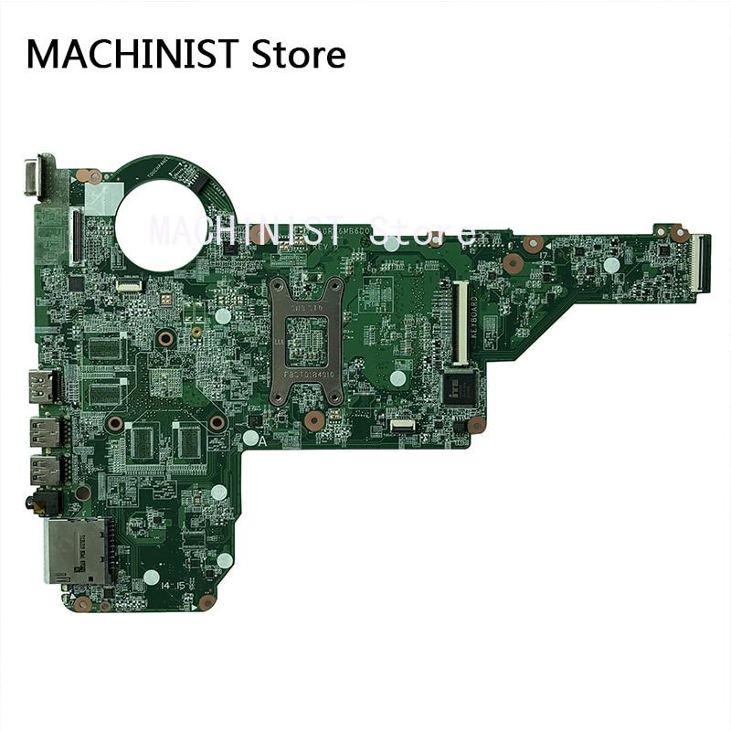 731534-501 731534-001 pour carte mère d'ordinateur portable série HP pavillon 17-E DA0R76MB6D0 DA0R76MB6D1 REV: D A4-5000 100% entièrement testé - 2