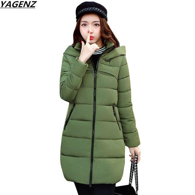 Vrouwelijke Winterjas.Vrouwelijke Winterjas 2017 Zeer Warme Winterjassen Hooded Down