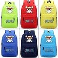 Аниме One Piece Luffy рюкзак  холщовая дорожная сумка для мальчиков и девочек  Студенческая школьная сумка  модный рюкзак на молнии  сумка для ноут...