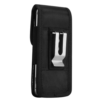 Mobile Phone Waist Bag 5.2-6.3inch for iphone for Samsung for xiaomi huawei Hook Loop Holster Pouch Belt Waist Bag Cover Case 1