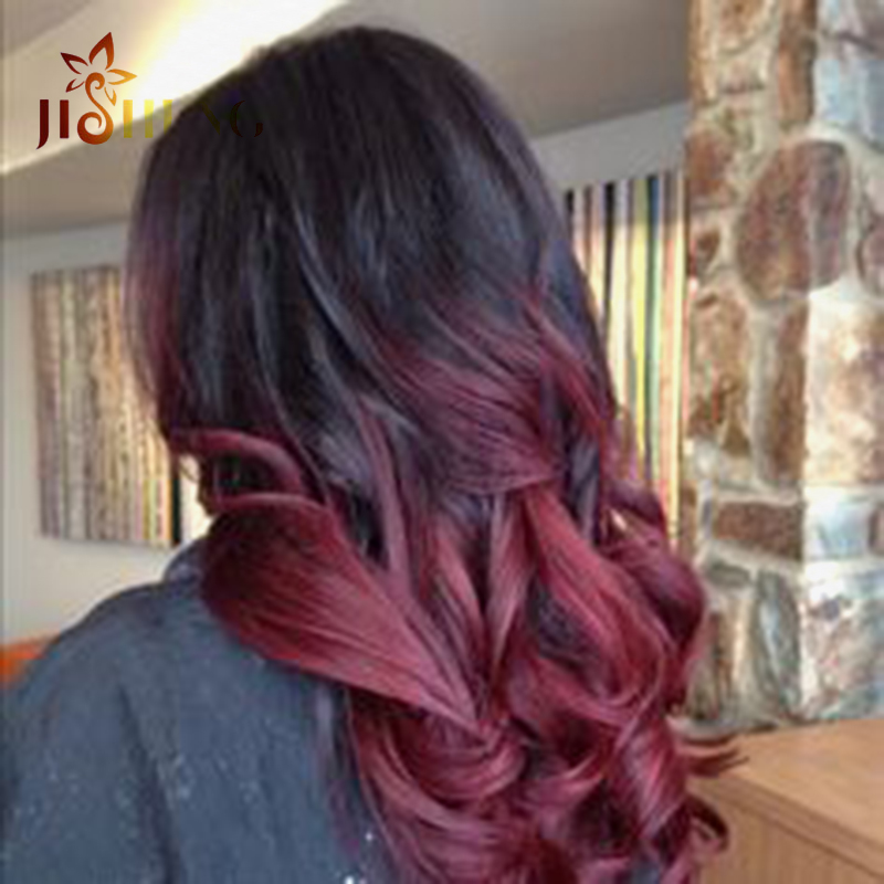 Burgundy Red Ombre Hair Find Your Perfect Hair Style