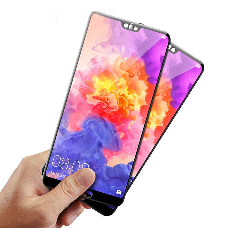 Full Cover Glass For Huawei Honor 7A Pro 7C 8X 5.45 5.7 5.99 inch Screen Protector For Huawei Nova 4 Y5 Y6 Y7 Y9 prime 2018 2019