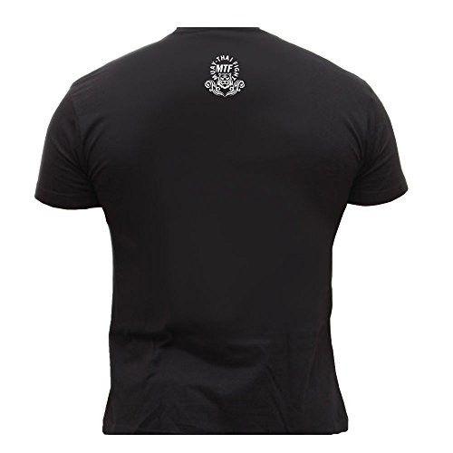 Image 4 - Martial Arts Mma Muay Thai Kick Boxing MenS 2019 Fashion Short Creative Printed MenS Tee Customize Tee ShirtsT-Shirts   -