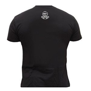 Image 4 - Martial Arts Mma Muay Thai Kick Boxing MenS 2019 Fashion Short Creative Printed MenS Tee Customize Tee Shirts