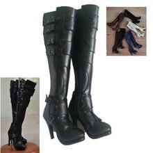BJD Doll boot high heel boot multicolor-