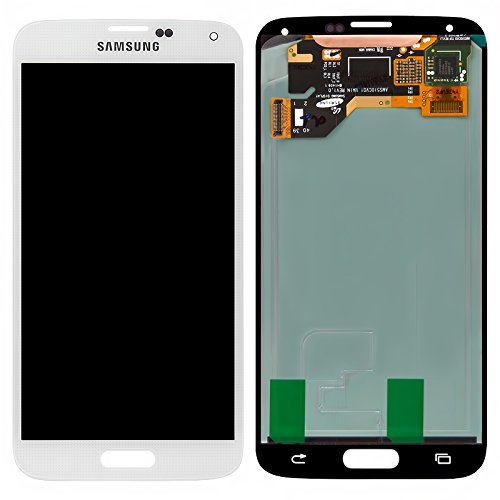 Original 5.1'' Super AMOLED LCD for SAMSUNG Galaxy S5 LCD Display i9600 G900 G900F G900M G900H SM-G900F Touch Screen Digitizer