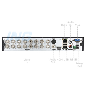 Image 5 - 5In1 Hybird DVR 1080N AHD DVR 16 Kanaals Video Recorder H.264 16 Kanaals 1080P NVR Voor CCTV AHD Camera & IP Camera