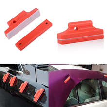 EHDIS 2PCS Vinyl Wrapping Tools Car Magnetic Holder Film Wrap Install Strong Sign Gripper Window Sticker Felt Magnet Holders